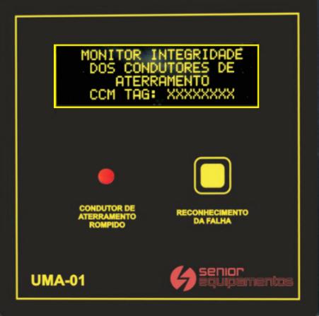 Monitoramento online da integridade do condutor de aterramento de proteção (PE)
